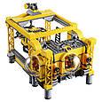 """Конструктор Lepin 02088 """"Глубоководная исследовательская база"""" 1016 деталей. Аналог LEGO City 60096, фото 6"""