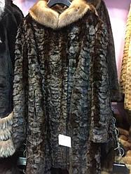 Норковая шуба 48-50 размер в рассрочку в Харькове натуральная норка шуба из норки