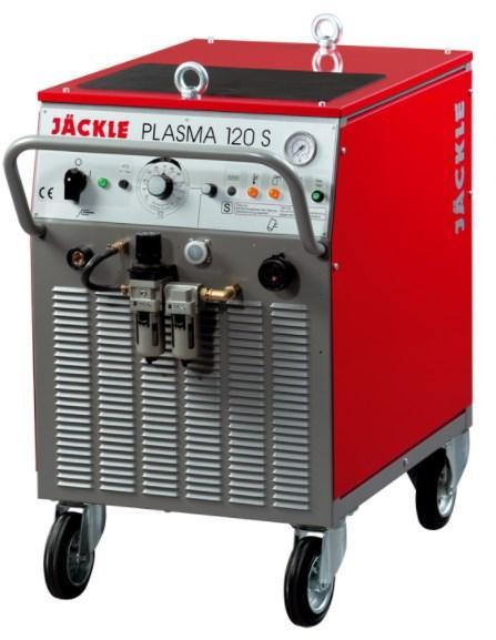 Установка воздушно-плазменной резки JACKLE Plasma 120S ZA CNC 150 кг
