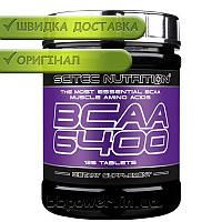 Аминокислота Scitec Nutrition BCAA 6400 125 таблеток
