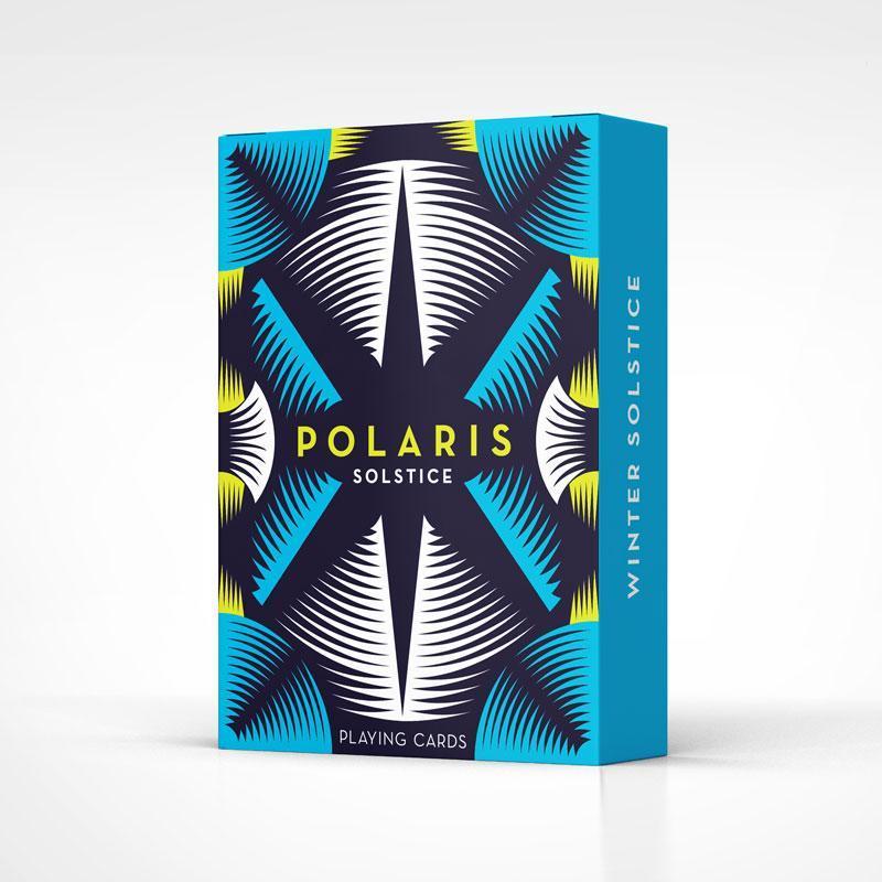 Карты игральные   Polaris Winter Solstice