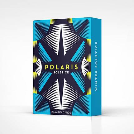 Карты игральные   Polaris Winter Solstice, фото 2