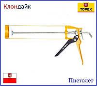 Пистолет для силикона TOPEX 21B245