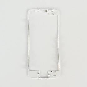 Рамка дисплея телефону iPhone 5S White (frame5s white)