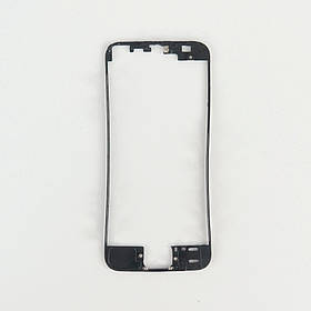 Рамка дисплея телефону iPhone 5S Black (frame5s black)