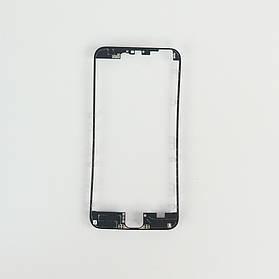 Рамка дисплея телефону iPhone 6 plus Black (frame6P black)
