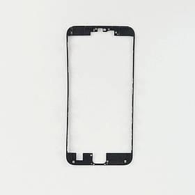Рамка дисплея телефону iPhone 6S plus Black (frame6SP black)