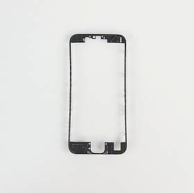 Рамка дисплея телефону iPhone 6S Black (frame6S black)