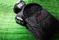 Спальник Зима Vulkan micro черный