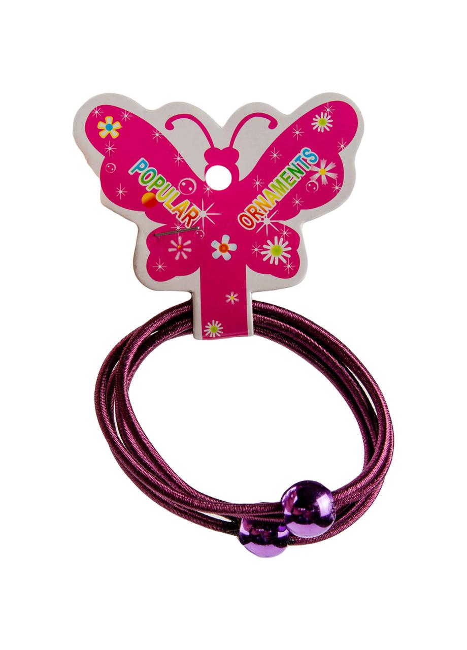 Набор резинок Penny 6шт Ø5см фиолетовый