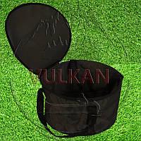 Сумка-ведро большое с крышкой Vulkan