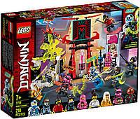 Lego Ninjago Киберрынок 71708