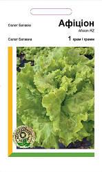 Семена Салат Афицион (батавия) 1 г Rijk Zwaan (2245)