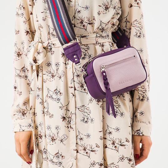 Женская кожаная сумка TOASTER MINI
