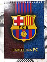 Блокнот FC Barcelona