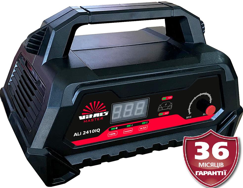 Зарядное устройство инверторного типа Латвия, Vitals Master ALI 2410IQ