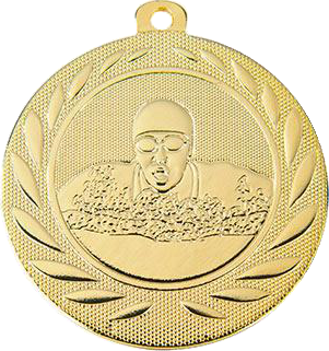 Медаль наградная 50 мм. DI5000H