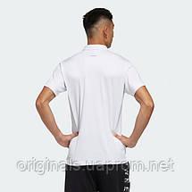 Мужское поло Adidas Must Haves FM5442 2020, фото 2