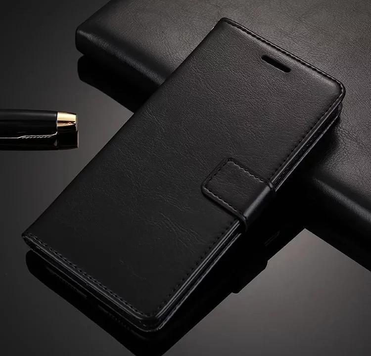 Чехол - книжка для Xiaomi Redmi 8 / Redmi 8A Цвет Чёрный