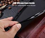 Чехол - книжка для Xiaomi Redmi 8 / Redmi 8A Цвет Чёрный, фото 2