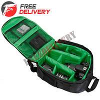 Фоторюкзак, рюкзак для фотоаппарата камеры сумка Xinquan Tigernu, фото 1