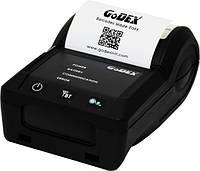 Мобільний принтер чеків-етикеток Godex MX30i