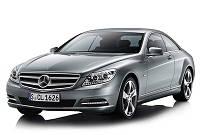 Mercedes CL CLASS 2011,Мерседес -