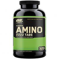 Аминокислоты Optimum Superior Amino 2222 Tabs 320 таблеток