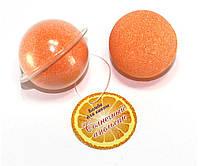 """Бомба для ванны """"Солнечный апельсин"""" энергия пробуждения...в эксклюзивной упаковке"""