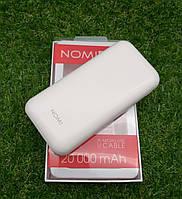 Внешний аккумулятор Power bank Nomi L200 20000 mAh