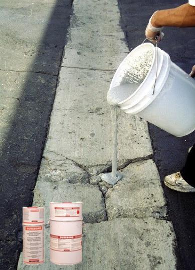 смол бетон