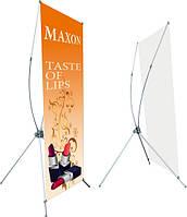 Подставка для баннера 2х3 X-Universal размером от 60 × 160 до 120 × 210 см