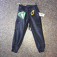 Детские джинсы оптом для мальчика от 9 до 12 лет.