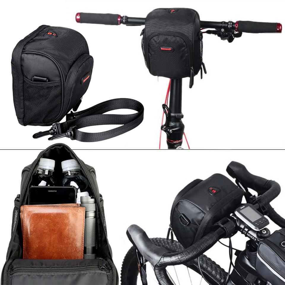 Велосумка / сумка на руль / на плечо / повседневная Rhinowalk T910