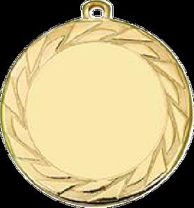 Медаль наградная 70мм. DI7008