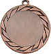 Медаль наградная 70мм. DI7008, фото 3