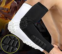 Защитный рукав для травмоопасного отдыха (зимние виды спорта, мото / гравити вело-дисциплины)
