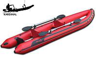 Килевая моторная лодка Elling Кардинал-470