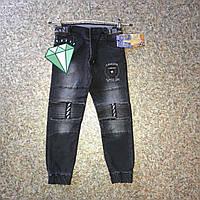 Темно серые джинсы оптом для мальчика от 9 до 12 лет.