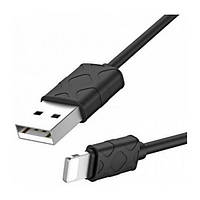 Кабель Baseus Usb Cable to Lightning Yaven 1m (CALUN-01) Black