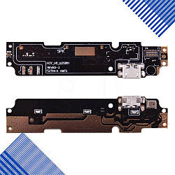 Разъем зарядки Xiaomi Redmi Note 2 с нижней платой