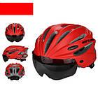 "Вело шлем-очки 2-в-1 GUB K80 PLUS со съёмной линзой от солнца, 2-Е ПОКОЛЕНИЕ: 7 РАСЦВЕТОК, в т.ч.""МАЙСКИЙ ЖУК"", фото 2"