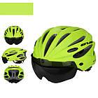"Вело шлем-очки 2-в-1 GUB K80 PLUS со съёмной линзой от солнца, 2-Е ПОКОЛЕНИЕ: 7 РАСЦВЕТОК, в т.ч.""МАЙСКИЙ ЖУК"", фото 4"