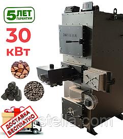 Пеллетный котел 30 кВт DM-STELLA