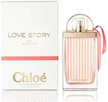 Женская парфюмированная вода Love Story Eau Sensuelle - 75 ml