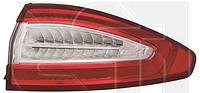 Фонарь задний внешний правый Ford Mondeo '14-17 седан (Depo) 5254580