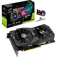 Видеокарта ASUS GeForce GTX1650 4096Mb ROG STRIX Advanced GAMING (ROG-STRIX-GTX1650-A4G-GAMING), фото 1