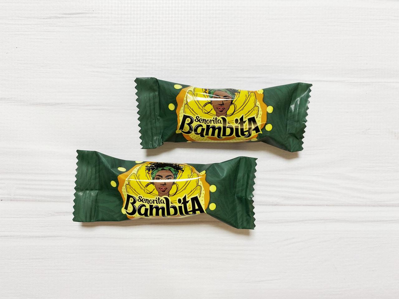 Конфеты Сеньйорита Бомбита 3 кг. ТМ Суворов