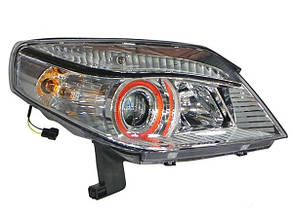Фара передняя R (без электрокорректора) MK2/MK New