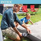 Электрический насос для надувания Intex 66636 от прикуривателя 12 V, 600 л/мин, фото 2